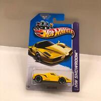 Hot Wheels Enzo Ferrari HW Showroom #178/250 Yellow CL13