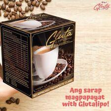 Gluta Lipo 12in1 Whitening & Slimming Coffee (🇺🇸seller)