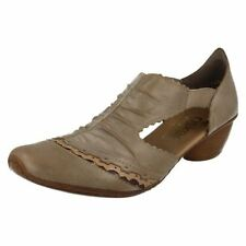 Sandals No Pattern Casual 100% Leather Upper Heels for Women