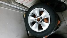 """Cerchi in lega BMW 16"""" con gomme invernali 205/60 R16 92H"""