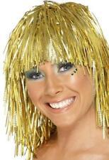 Accessori in oro in poliestere per carnevale e teatro