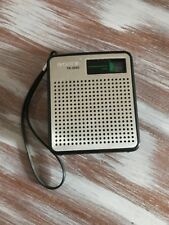 Vintage SONY TR-3550 Pocket Radio Transistorise Transistor TESTED WORKS*