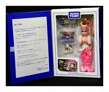 Akubi Chan X Licca Chan w/Tomica Takara Tomy Shareholder 2012 Limited Rare