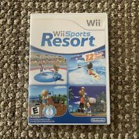 Wii Sports Resort (Nintendo Wii) - Complete - Tested - No Reserve!
