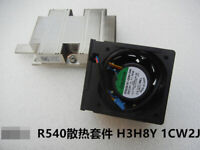 For DELL Server R540 Dual CPU Expansion Cooling Kit H3H8Y 1CW2J