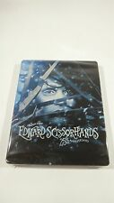 Edward Scissorhands 25th Anniversary (Blu-ray + DHD) Steelbook Target Exclusive