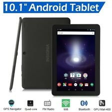 "10.1"" Inch Android 6.0 Tablet PC HD 32GB Google Quad-core Dual Camera WIFI UK"