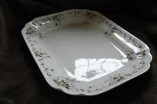 "Antique Aesthetic Movement T&R Boote ""Ventor"" Ironestone Platter"