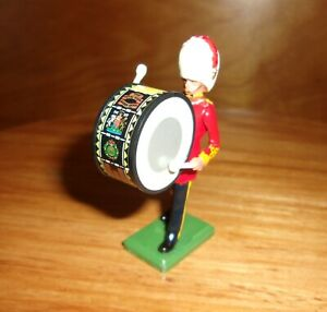 Britains Limited Edition Royal Scots Dragoon Guards Band Drummer 00102 new 1 pc