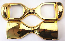 Gold Chrome Replacement Outer Shell Part for Self Balancing Electric Scooter