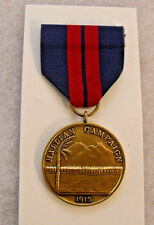 1915 HAITIAN CAMPAIGN MARINE CORPS CURRENT ISSUE PIN BACK