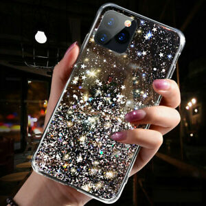 Case for iPhone 13 11 12 Pro Max 7 8 SE XR X XS Clear Shockproof Phone Cover