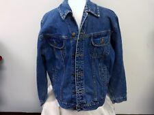Men's Denim Jean Jacket Tucson Dry Goods Vtg Sz Small