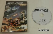 STARSHIP TROOPERS Invasion ANIMATION Sci-Fi Action REGION 3 DVD