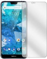 Schutzfolie für Nokia 7.1 Display Folie klar Displayschutzfolie