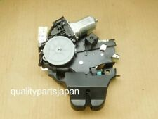 LEXUS LS460 REAR TRUNK LOCKS LATCH MOTOR 163800-0370 2007-2012