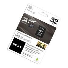 Sony 32G micro V10 4K Ultra HD best SD card for PJ675 PJ670 PJ540 PJ275 cam