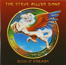 CD - Steve Miller Band - Book Of Dreams - A339 - RAR