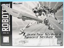 Robot Spirits Mobile Suit Gundam SEED Launcher Striker & Sword Striker set B...
