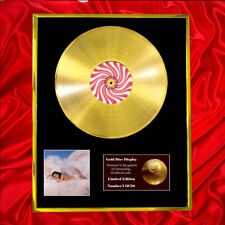 KATY PERRY TEENAGE DREAMS CD GOLD DISC LP FREE P+P!