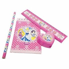 DISNEY PRINCESS Birthday Supplies Tableware Party Bag FAVORS STATIONERY PACK
