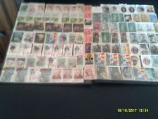 US 2 scans = 110 Mix Comm, #1100 - 3¢ Gardening, #1527 - 10¢ Environment-Exp