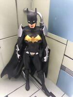 "DC Direct Elseworlds Finest Batgirl Series 3  Loose 7"" Figure Batman Rare Mint👍"