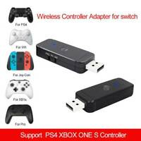For PS4 3 Wii U Xbox One 360 Controller Fight Stick Adapter For Nintendo Switch