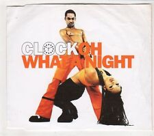 (GX278) Clock, Oh What A Night - 1996 CD