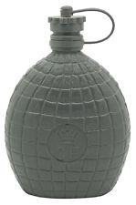 Royal Danish Army Grey Canteen Plastic Military Water Bottle Unused Surplus