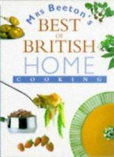 Mrs Beetons Best of British Home Cooking,Mrs. Beeton, Bridget Jones