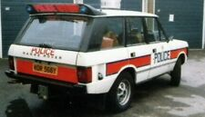 RANGE ROVER CLASSIC POLICE REAR ROOF SPOILER, WING, BODY KIT, BROOKLANDS not..