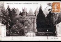 SAVIGNY-sur-ORGE (91) CHATEAU , cliché période 1920