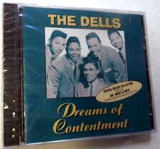 The DELLS CD Dreams Of Contentment VEE-JAY label 1992 SEALED R&B DOO Wop KZ cd47