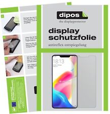 6x Oppo R15 Dream Mirror Screen Protector Protection Anti Glare dipos