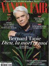 VANITY FAIR n°59 juillet 2018  Bernard Tapie_Top 30 des jeunes Français_Grasset