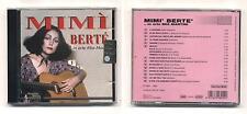 Cd MIMI' BERTE' In arte Mia Martini NUOVO sigillato Replay Music