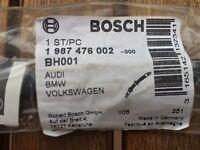 Bosch Bremsschlauch Brems Bremsleitung HA links 1987476002 BH001 passend für BMW