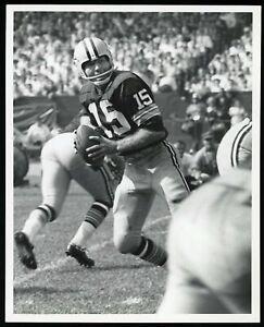 Bart Starr 1960's Green Bay Packers NFL HOF Type 1 Original Photo Malcolm Emmons