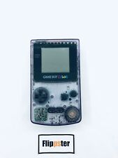 Gameboy Color Konsole / Nintendo / Game Boy / Handheld / Transparent / TOP