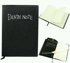DEATH NOTE/ LIBRO DE NOTAS + PLUMA- NOTEBOOK + PEN PLUME RIUK KIRA