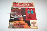 5/1978 BIG BOOK OF WRESTLING magazine GEORGE STEELE