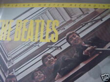 THE BEATLES PLEASE PLEASE ME Rare MFSL Japan STEREO ANALOG 1/2 SPEED MASTERED LP