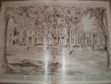McGill University Montreal Canada Edward Goodall 1961 old prints and article