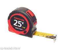 """25' x 1"""" TAPE MEASURE RAPID READ AND QUICK STOP 1inch x 25' ft  Measuring Tape"""