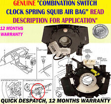 COMBINATION SWITCH CLOCK SPRING SQUIB AIR BAG FITS FAIRLADY 350Z 3.5 Z33 02-14