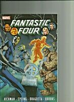 FANTASTIC FOUR VOL 4 MARVEL  DEATH of JOHNNY STORM  Trade paperback