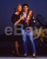 Top Gun (1986) Tom Cruise, Kelly McGillis 10x8 Photo