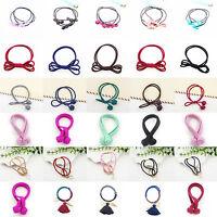 Cute Women Girls Hair Band Ties Knot Rope Ring Elastic Hairband Ponytail Holder