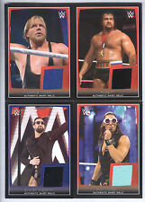 2015 Topps WWE Road To Wrestlemania Jack Swagger Shirt Relic Card